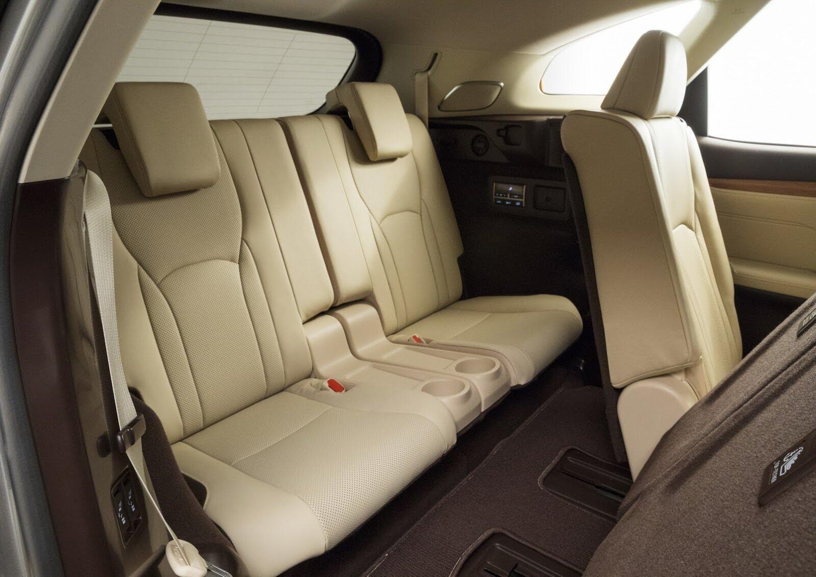 [LAAS 2017] Lexus RXL 2018 ba hàng ghế, 7 chỗ, có giá bán từ 47.000 USD tại Mỹ - Hình 2