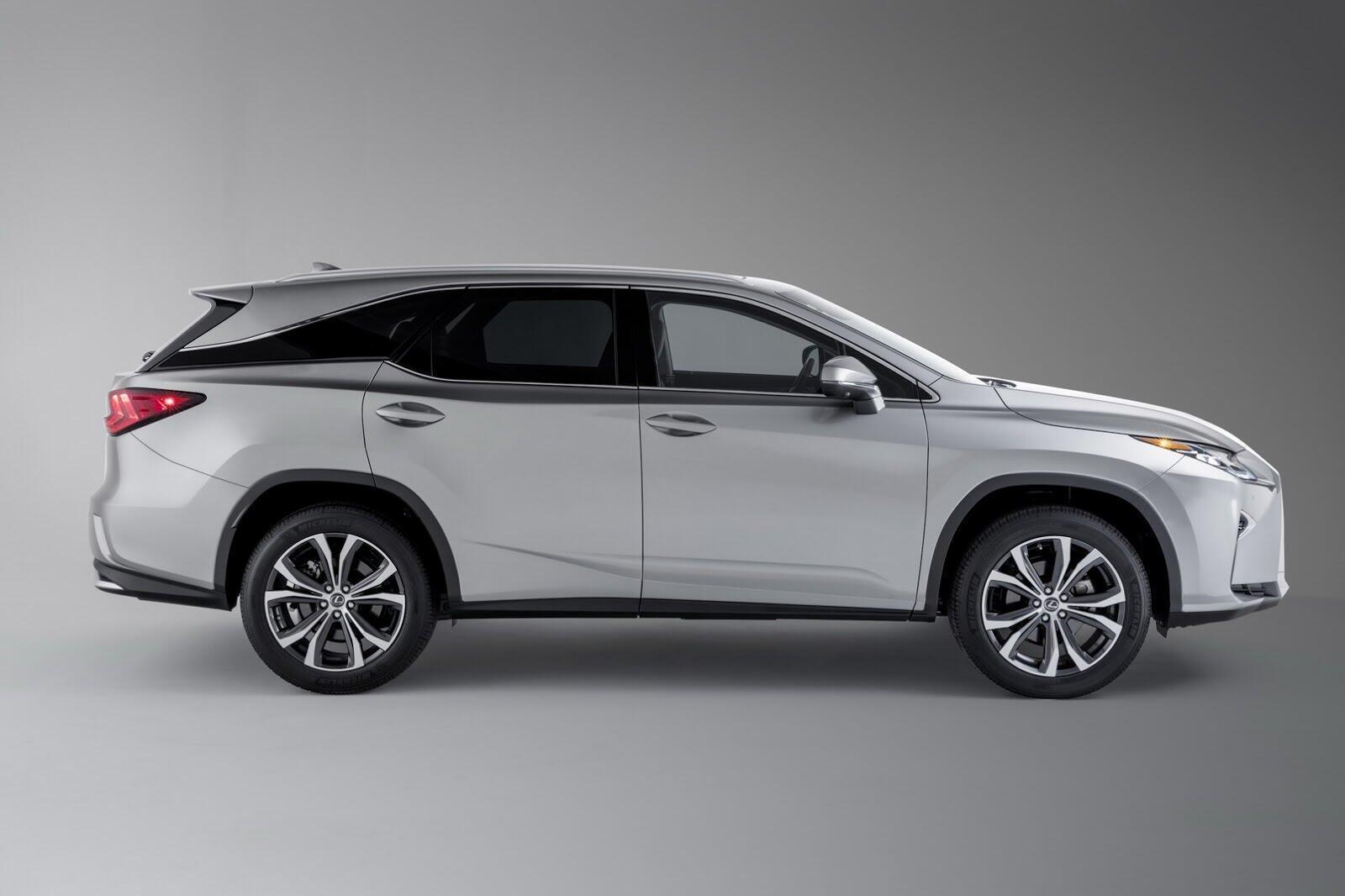 [LAAS 2017] Lexus RXL 2018 ba hàng ghế, 7 chỗ, có giá bán từ 47.000 USD tại Mỹ - Hình 10