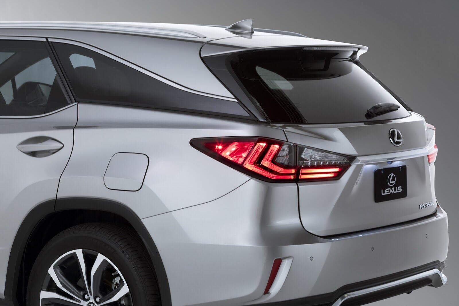 [LAAS 2017] Lexus RXL 2018 ba hàng ghế, 7 chỗ, có giá bán từ 47.000 USD tại Mỹ - Hình 14