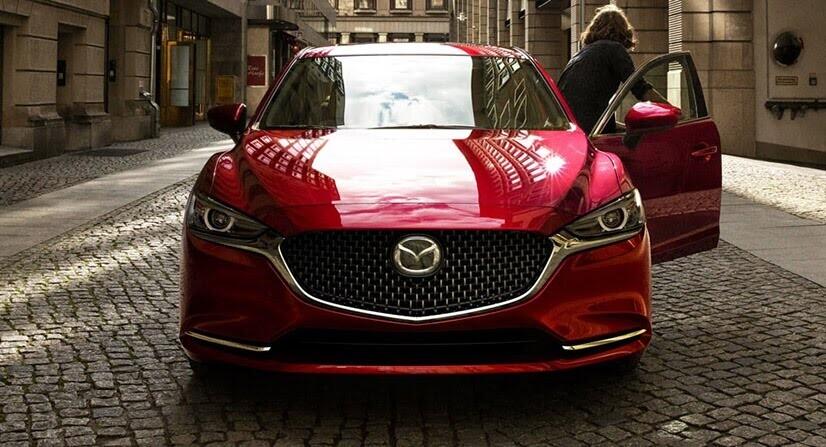 [LAAS 2017] Mazda 6 2018: đẹp hơn, mạnh hơn, công suất 250 mã lực - Hình 1