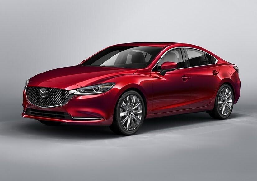 [LAAS 2017] Mazda 6 2018: đẹp hơn, mạnh hơn, công suất 250 mã lực - Hình 2