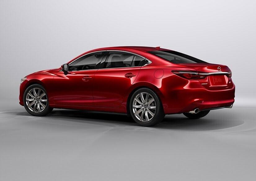 [LAAS 2017] Mazda 6 2018: đẹp hơn, mạnh hơn, công suất 250 mã lực - Hình 3