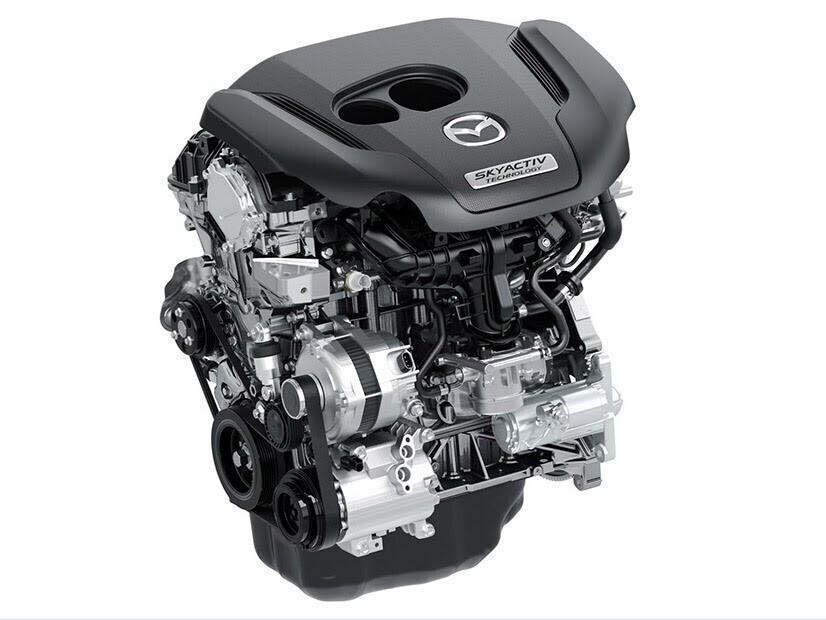 [LAAS 2017] Mazda 6 2018: đẹp hơn, mạnh hơn, công suất 250 mã lực - Hình 4