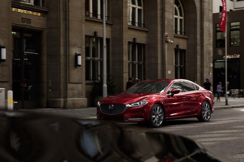 [LAAS 2017] Mazda 6 2018: đẹp hơn, mạnh hơn, công suất 250 mã lực - Hình 5