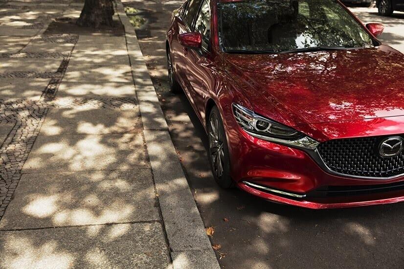 [LAAS 2017] Mazda 6 2018: đẹp hơn, mạnh hơn, công suất 250 mã lực - Hình 6