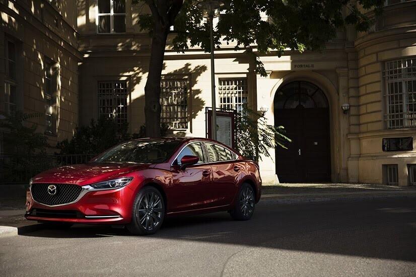 [LAAS 2017] Mazda 6 2018: đẹp hơn, mạnh hơn, công suất 250 mã lực - Hình 7