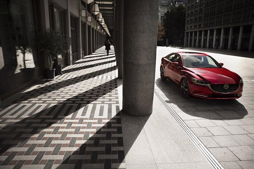 [LAAS 2017] Mazda 6 2018: đẹp hơn, mạnh hơn, công suất 250 mã lực - Hình 8
