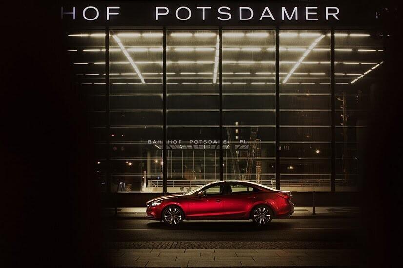 [LAAS 2017] Mazda 6 2018: đẹp hơn, mạnh hơn, công suất 250 mã lực - Hình 9