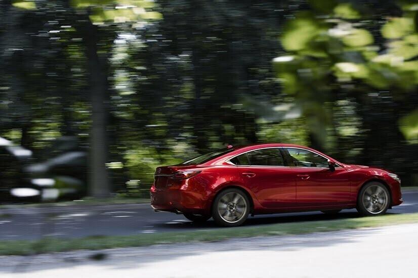 [LAAS 2017] Mazda 6 2018: đẹp hơn, mạnh hơn, công suất 250 mã lực - Hình 10