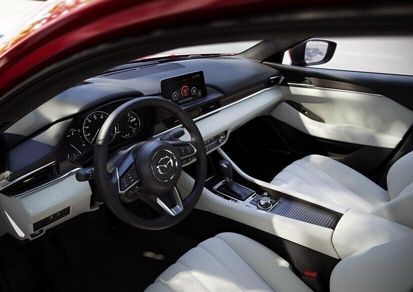 [LAAS 2017] Mazda 6 2018: đẹp hơn, mạnh hơn, công suất 250 mã lực - Hình 12