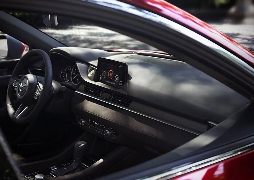 [LAAS 2017] Mazda 6 2018: đẹp hơn, mạnh hơn, công suất 250 mã lực - Hình 13