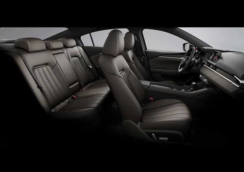 [LAAS 2017] Mazda 6 2018: đẹp hơn, mạnh hơn, công suất 250 mã lực - Hình 17