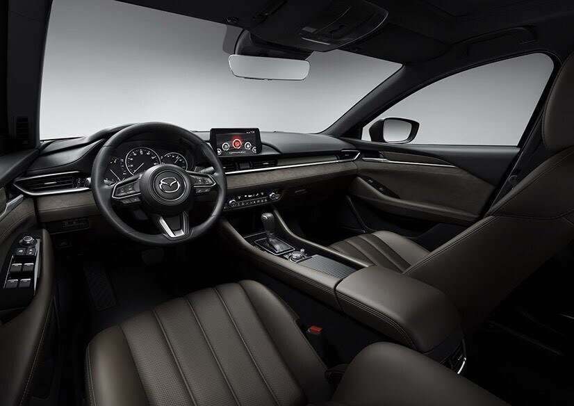 [LAAS 2017] Mazda 6 2018: đẹp hơn, mạnh hơn, công suất 250 mã lực - Hình 18