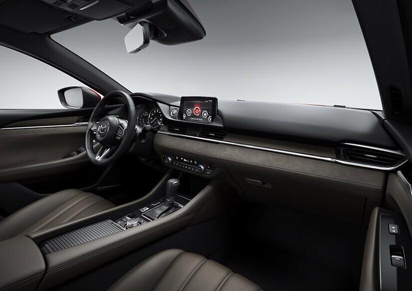 [LAAS 2017] Mazda 6 2018: đẹp hơn, mạnh hơn, công suất 250 mã lực - Hình 20