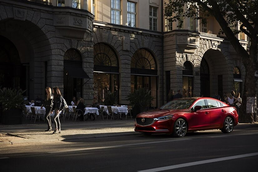 [LAAS 2017] Mazda 6 2018: đẹp hơn, mạnh hơn, công suất 250 mã lực - Hình 24
