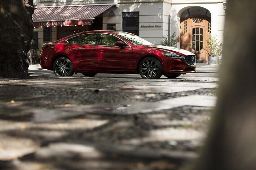 [LAAS 2017] Mazda 6 2018: đẹp hơn, mạnh hơn, công suất 250 mã lực - Hình 30