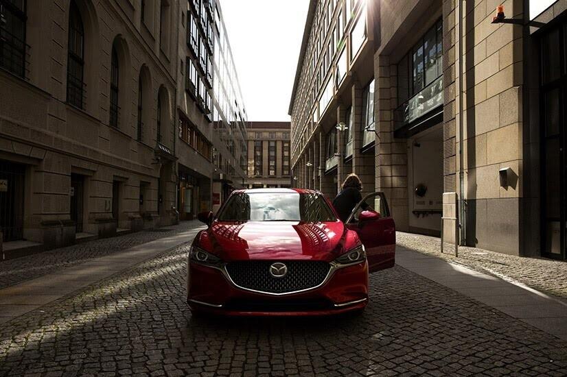 [LAAS 2017] Mazda 6 2018: đẹp hơn, mạnh hơn, công suất 250 mã lực - Hình 31