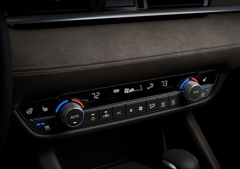 [LAAS 2017] Mazda 6 2018: đẹp hơn, mạnh hơn, công suất 250 mã lực - Hình 41