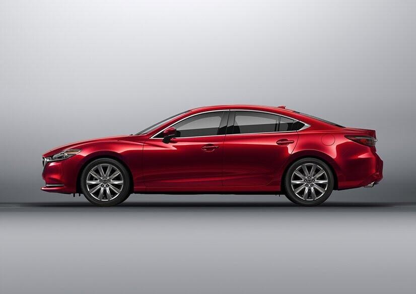 [LAAS 2017] Mazda 6 2018: đẹp hơn, mạnh hơn, công suất 250 mã lực - Hình 44