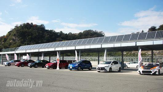 Lái thử 4 mẫu xe mới của Toyota trên đất Nhật - Hình 1