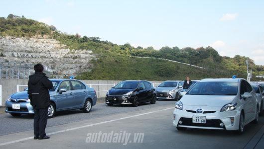 Lái thử 4 mẫu xe mới của Toyota trên đất Nhật - Hình 3