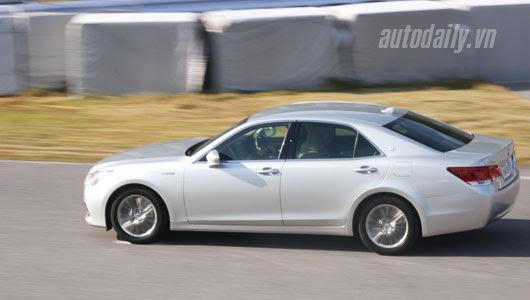 Lái thử 4 mẫu xe mới của Toyota trên đất Nhật - Hình 5