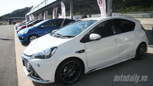 Lái thử 4 mẫu xe mới của Toyota trên đất Nhật - Hình 6