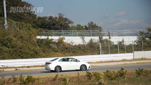 Lái thử 4 mẫu xe mới của Toyota trên đất Nhật - Hình 8