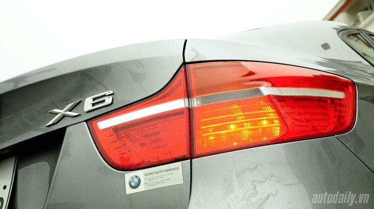 Lái thử BMW X6 trị giá 3,3 tỷ đồng - Hình 4