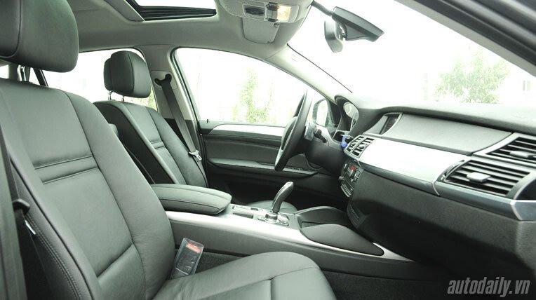 Lái thử BMW X6 trị giá 3,3 tỷ đồng - Hình 9