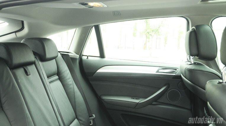 Lái thử BMW X6 trị giá 3,3 tỷ đồng - Hình 11