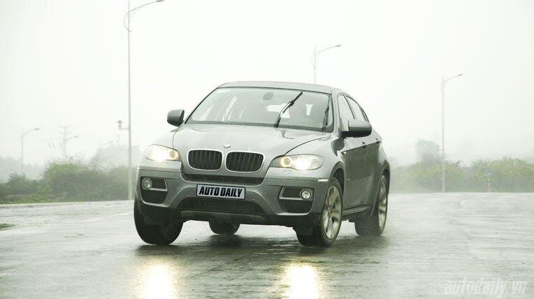 Lái thử BMW X6 trị giá 3,3 tỷ đồng - Hình 13