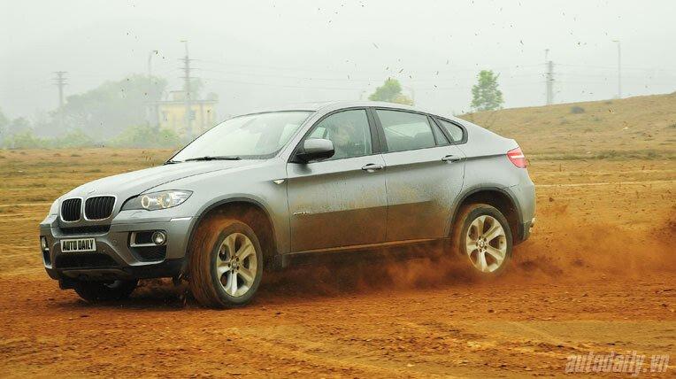 Lái thử BMW X6 trị giá 3,3 tỷ đồng - Hình 15