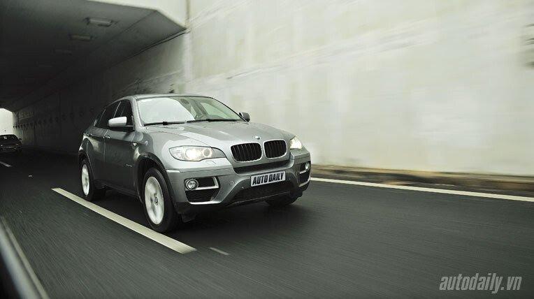 Lái thử BMW X6 trị giá 3,3 tỷ đồng - Hình 16