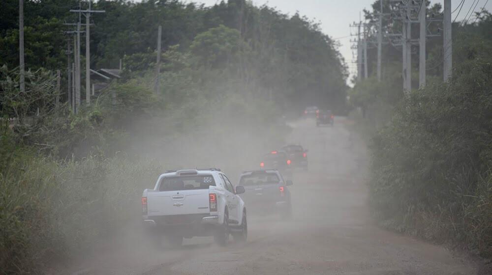 Lái thử Chevrolet Colorado High Country trên đất Thái - Hình 5