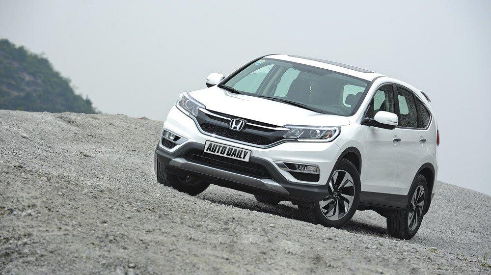 """Lái thử """"Chiếc xe bán chạy"""" Honda CR-V 2015 - Hình 2"""