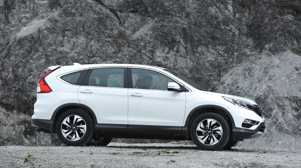 """Lái thử """"Chiếc xe bán chạy"""" Honda CR-V 2015 - Hình 3"""