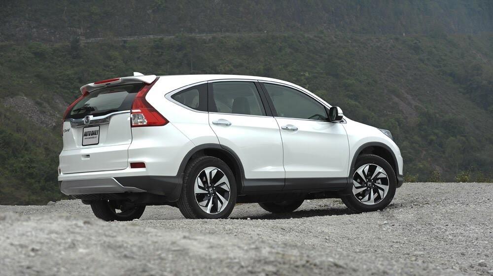 """Lái thử """"Chiếc xe bán chạy"""" Honda CR-V 2015 - Hình 4"""