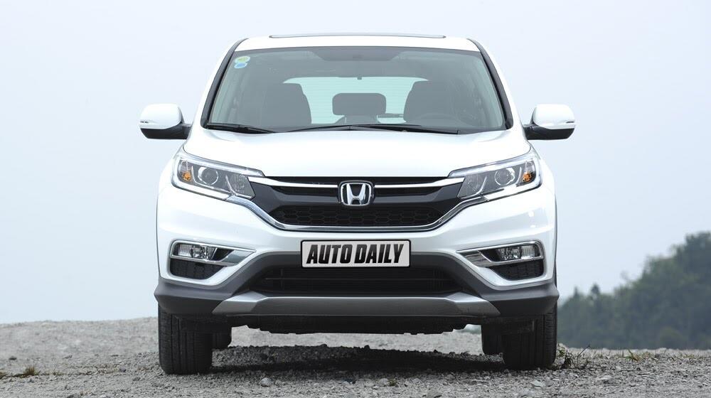 """Lái thử """"Chiếc xe bán chạy"""" Honda CR-V 2015 - Hình 5"""
