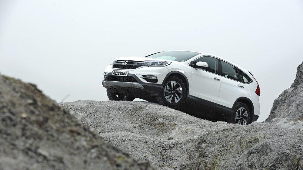 """Lái thử """"Chiếc xe bán chạy"""" Honda CR-V 2015 - Hình 6"""