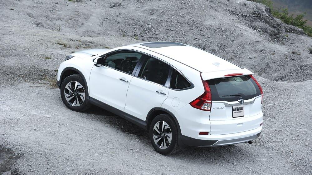 """Lái thử """"Chiếc xe bán chạy"""" Honda CR-V 2015 - Hình 7"""