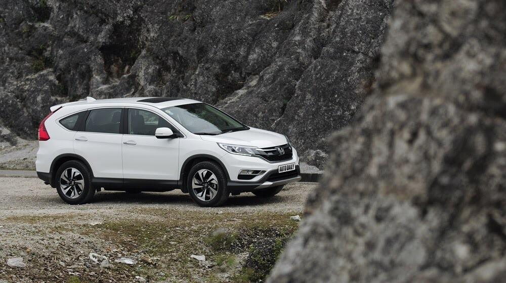 """Lái thử """"Chiếc xe bán chạy"""" Honda CR-V 2015 - Hình 8"""