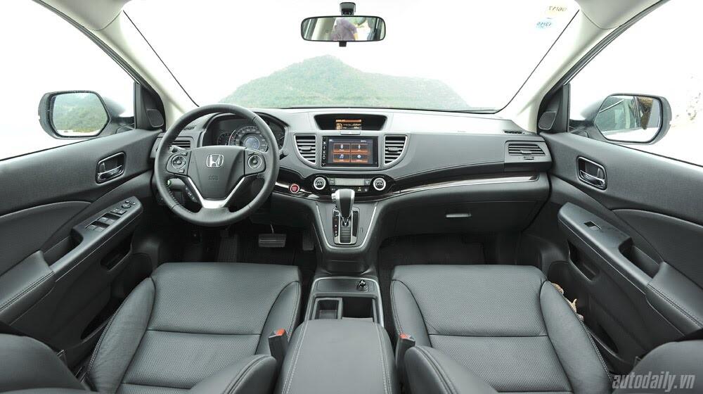 """Lái thử """"Chiếc xe bán chạy"""" Honda CR-V 2015 - Hình 12"""