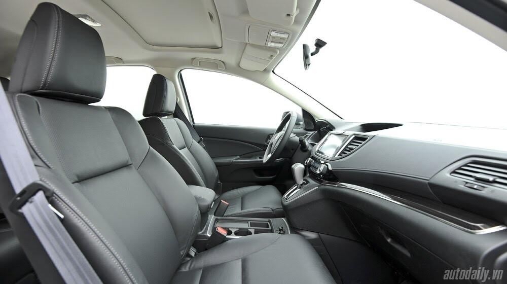 """Lái thử """"Chiếc xe bán chạy"""" Honda CR-V 2015 - Hình 13"""