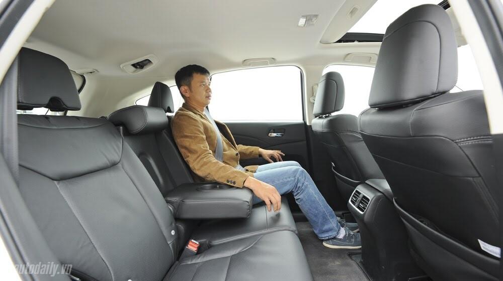 """Lái thử """"Chiếc xe bán chạy"""" Honda CR-V 2015 - Hình 14"""