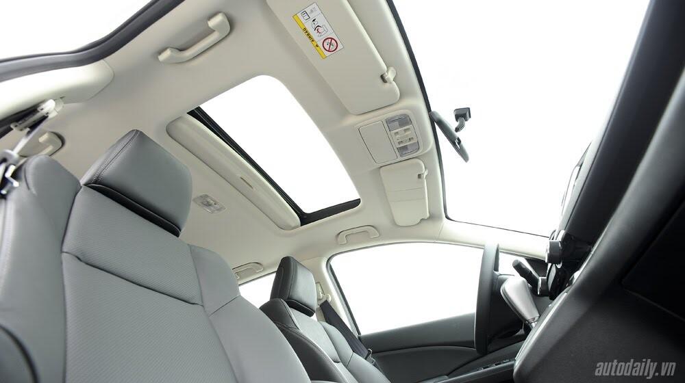 """Lái thử """"Chiếc xe bán chạy"""" Honda CR-V 2015 - Hình 15"""