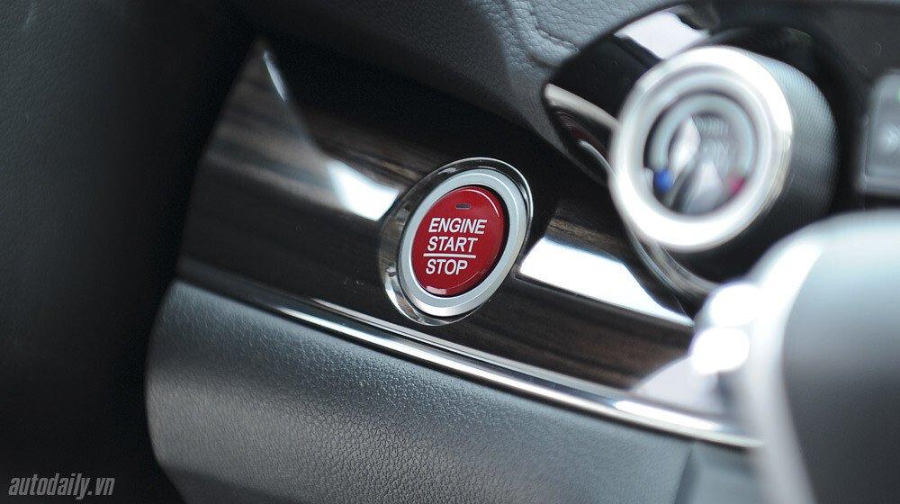 """Lái thử """"Chiếc xe bán chạy"""" Honda CR-V 2015 - Hình 17"""