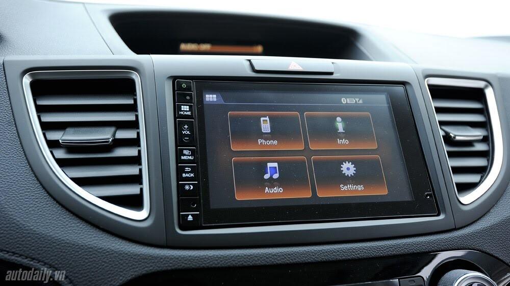 """Lái thử """"Chiếc xe bán chạy"""" Honda CR-V 2015 - Hình 18"""