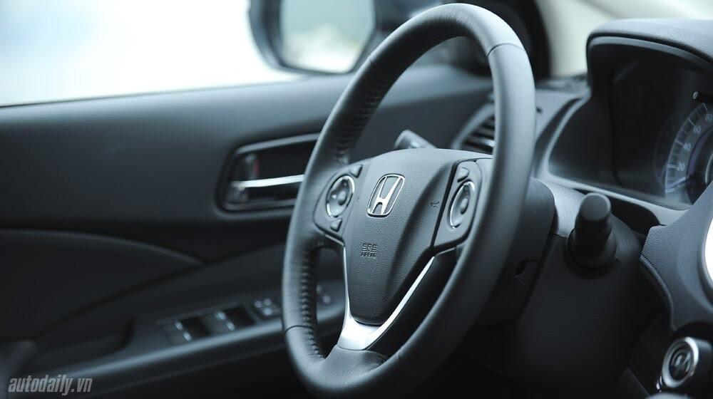 """Lái thử """"Chiếc xe bán chạy"""" Honda CR-V 2015 - Hình 21"""