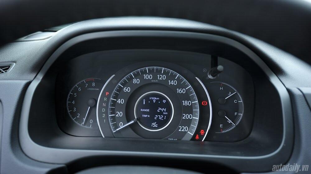 """Lái thử """"Chiếc xe bán chạy"""" Honda CR-V 2015 - Hình 25"""